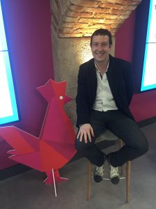 Josep at VivaTech French Tech BCN